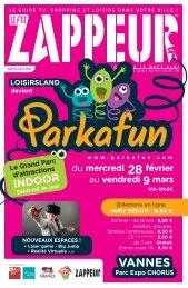 Le P'tit Zappeur - Bretagnesud #484