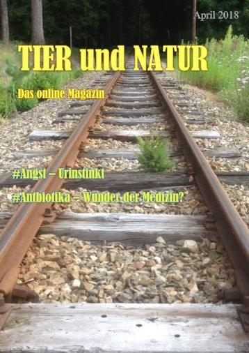 April 2018 - Tier und Natur - Online Magazin