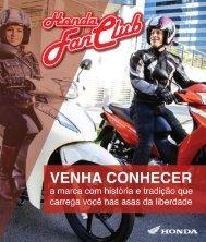 Revista_Fan club Honda