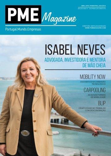 PME Magazine - Edição 8 - Abril 2018