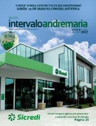 Revista Intervalo André Maria