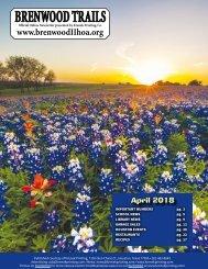 Brenwood II April 2018