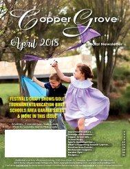 Copper Grove April 2018