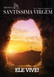 Revista Santíssima Virgem Edição Março 2018