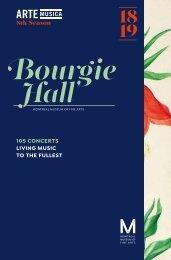 Bourgie Hall - 2018-2019 (sl)