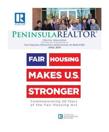 Peninsula REALTOR® April 2018