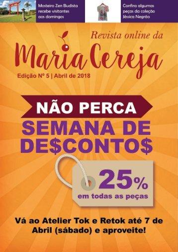 Revista Maria Cereja - Edição 05