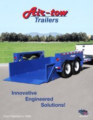 AirtowTrailers_Brochure2018