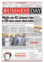 BusinessDay 06 April 2018