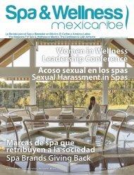 Spa & Wellness MexiCaribe 29, Spring 2018