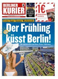Berliner Kurier 06.04.2018
