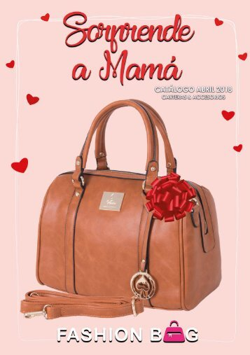 Fashion Bag - Abril 2018