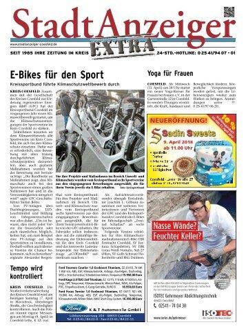 Stadtanzeiger Extra kw 14