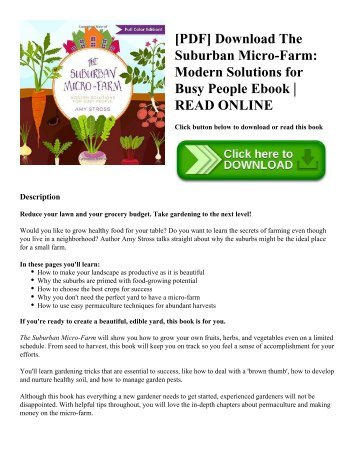 Rc mukherjee pdf modern approach to chemical calculations solutions 409 pdf download the suburban micro farm modern solutions for busy people ebook fandeluxe Image collections