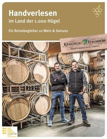 Kraichgau-Stromberg Tourismus e.V. - Handverlesen im Land der 1.000 Hügel