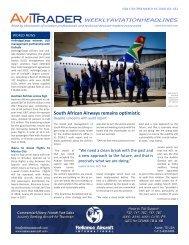 AviTrader Weekly News 2018-03-19