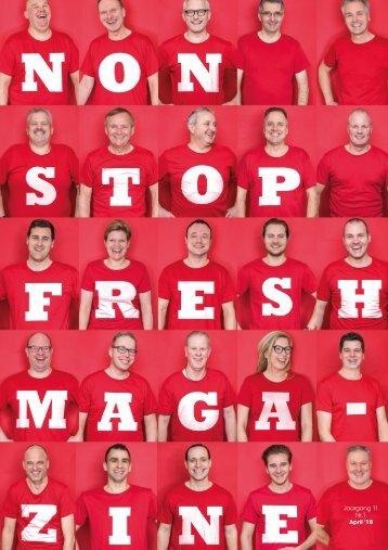 Non Stop Magazine Q1 2018 NL