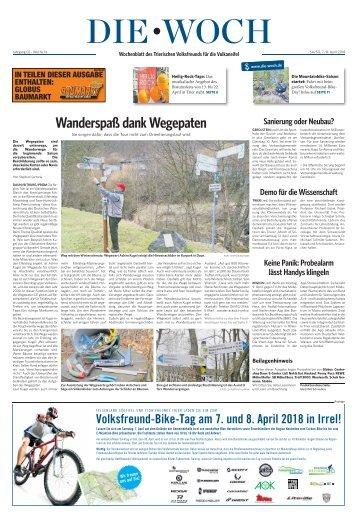 Eifel Woch 07.04.2018