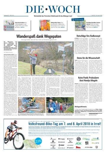 Bitburger Woch 07.04.2018