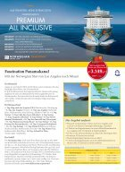 BILLA Reisen Kreuzfahrt-Angebote Postwurf KW14 - Page 2