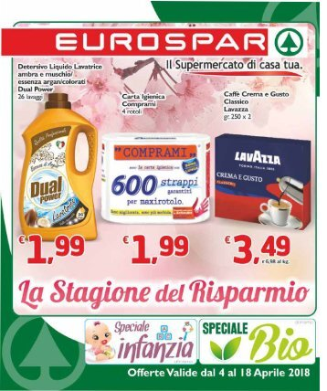Eurospar S.Gavino 2018-04-04