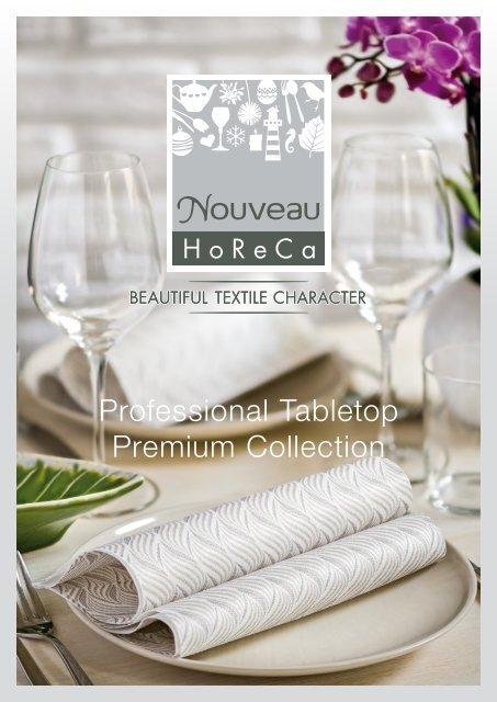 2018 Nouveau HoReCa Collection