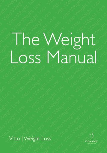 Vitto - Weight Loss Manual v.2