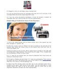 How To Fix Canon Printer Alignment Problem - Page 2