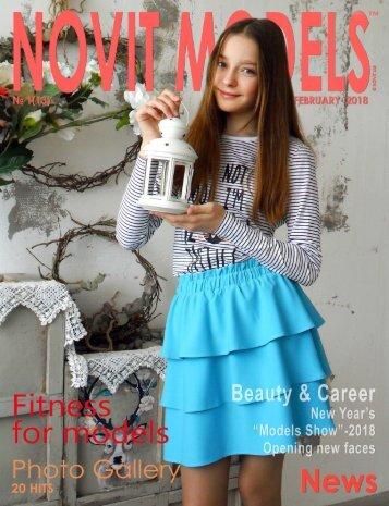 Magazine NOVIT MODELS™ №1/2018