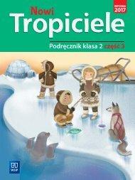 Nowi Tropiciele Podręcznik klasa 2 cześć 3