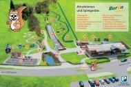 Buron Kinderpark Plan