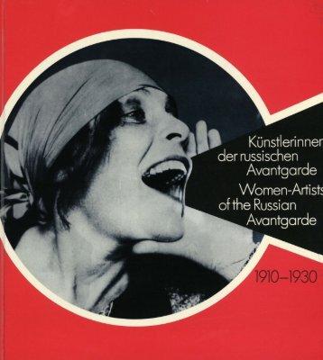 Women-Artists of the Russian Avant-garde, Galerie Gmurzynska 1979