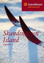 FALCONTRAVEL SkandinavienIsland Wi1112
