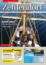 Gazette Zehlendorf Mai 2017