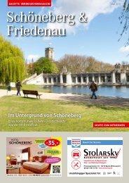 Gazette Schöneberg & Friedenau Mai 2017