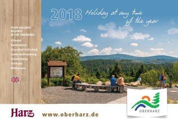 Urlaubsmagazin Oberharz englisch