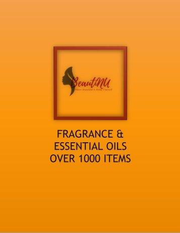 fragrance list