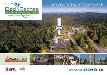 Urlaubsmagazin Bad Sachsa-Walkenried 2018 Dänisch