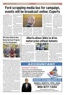 The Canadian Parvasi - Issue 40 - Page 5