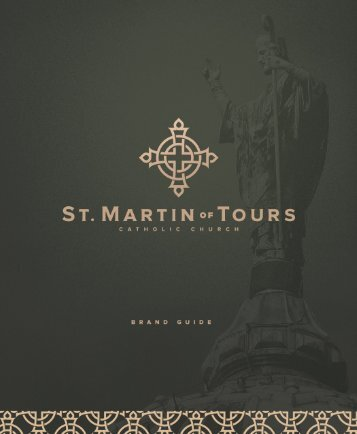 St Martin of Tours Brand Guide