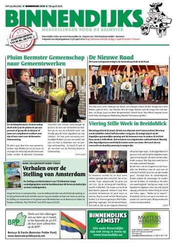 Binnendijks 2018 13-14