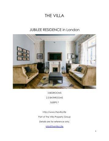 Jubilee Residence - London