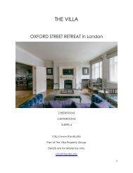 Oxford Street Retreat - London