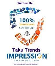 Werbemittel bedrucken mit Logo
