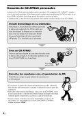 Sony D-NE331 - D-NE331 Consignes d'utilisation Portugais - Page 4