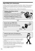 Sony D-NE331 - D-NE331 Consignes d'utilisation Hongrois - Page 4
