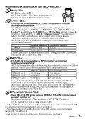 Sony D-NE331 - D-NE331 Consignes d'utilisation Hongrois - Page 5