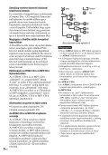 Sony D-NE331 - D-NE331 Consignes d'utilisation Hongrois - Page 6
