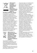 Sony HT-CT790 - HT-CT790 Istruzioni per l'uso Lettone - Page 3
