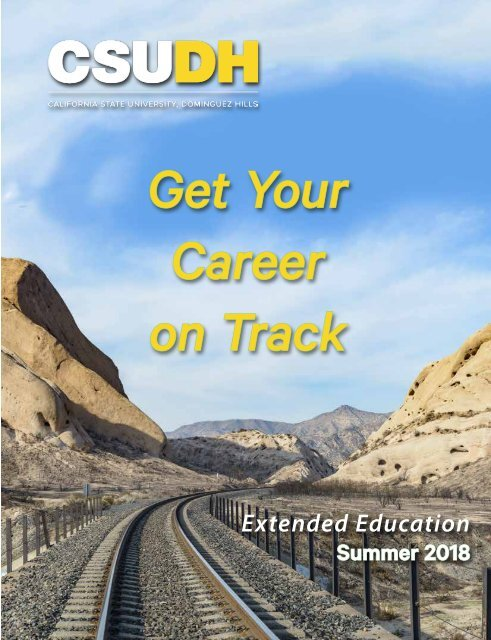 Summer2018_CSUDH_Extended_Education_Catalog